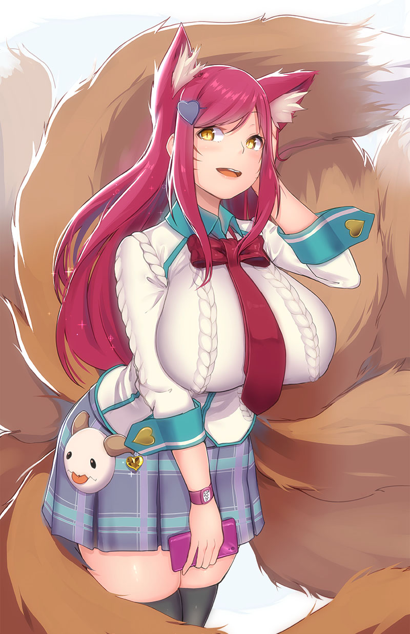 academy_ahri_by_mw_magister-d9am74n
