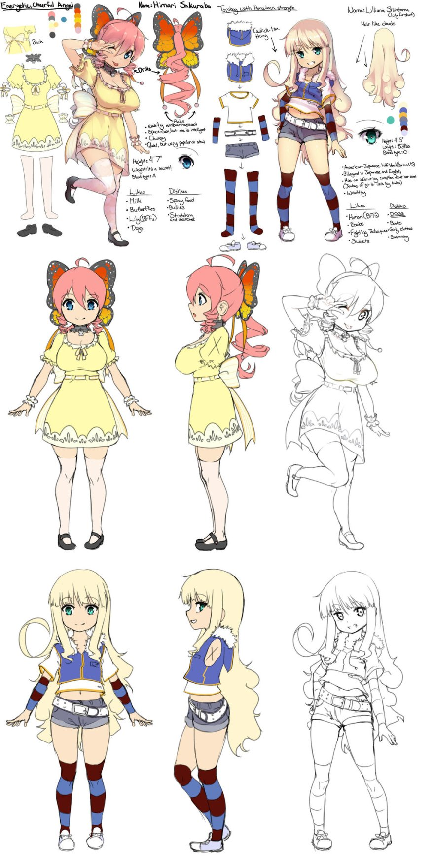 himari_and_lily_reference_sheet_by_mw_magister-d9cd598